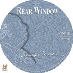 Rear Window (1954) R1 Custom Labels