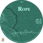 Rope (1948) R1 Custom label
