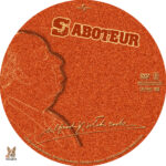 Saboteur (1942) R1 Custom Labels
