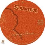Saboteur (1942) R1 Custom Labels