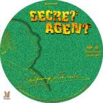 Secret Agent (1936) R1 Custom label