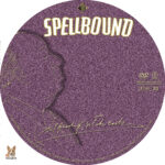 Spellbound (1945) R1 Custom label