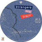 Strangers on a Train (1951) R1 Custom Label