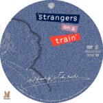 Strangers on a Train (1951) R1 Custom Label