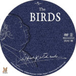 The Birds (1963) R1 Custom label