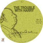 The Trouble with Harry (1955) R1 Custom Label