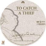 To Catch a Thief (1955) R1 Custom label