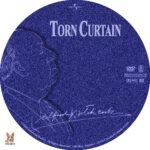Torn Curtain (1966) R1 Custom label