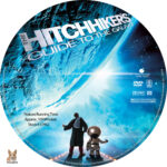 Hitchhiker's Guide to the Galaxy (2005) R1 Custom Label