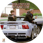 Hollywood Homicide (2003) R1 Custom Labels