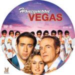 Honeymoon in Vegas (1992) R1 Custom Label