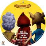 Hoodwinked Too! (2011) R1 Custom Label