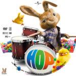 Hop (2011) R1 Custom Labels