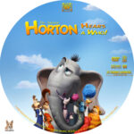 Horton Hears a Who (2008) R1 Custom Labels