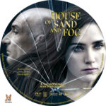 House of Sand and Fog (2003) R1 Custom Labels