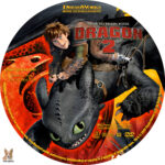 How to Train Your Dragon 2 (2014) R1 Custom label