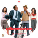The Honeymooners (2005) R1 Custom labels