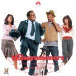 The Honeymooners (2005) R1 Custom labels
