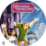 The Hunchback of Notre Dame (1996) R1 Custom Labels
