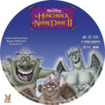 The Hunchback of Notre Dame II (2002) R1 Custom Labels