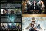Snow White & the Huntsman / The Huntsman: Winter's War Double (2012-2016) R1 Custom Cover