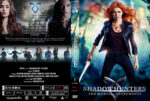 Shadowhunters: Staffel 1 (2016) R1 Custom Cover & labels