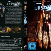 Lost Girl Staffel 1 (2010) R1 Custom German Cover & labels