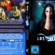 Lost Girl Staffel 3 (2013) R1 Custom German Cover & labels