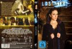 Lost Girl Staffel 4 (2013) R1 Custom German Cover & labels