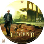 I Am Legend (2007) R1 Custom Labels