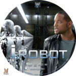 I, Robot (2004) R1 Custom Labels