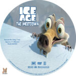 Ice Age 2: The Meltdown (2006) R1 Custom Labels