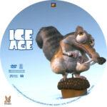 Ice Age (2002) R1 Custom label