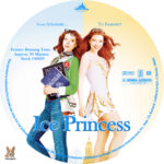 Ice Princess (2005) R1 Custom Label
