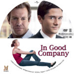 In Good Company (2004) R1 Custom Label