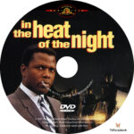 In the Heat of the Night (1967) R1 Custom Label