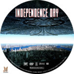 Independence Day (1996) R1 Custom Labels