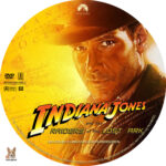 Indiana Jones Anthology (1981) R1 Custom Labels