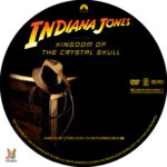 Indiana Jones and the Kingdom of the Crystal Skull (2008) R1 Custom labels