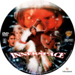 Innerspace (1987) R1 Custom Label