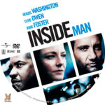 Inside Man (2006) R1 Custom Label