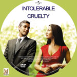 Intolerable Cruelty (2003) R1 Custom Labels