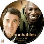 Intouchables (2012) R1 Custom Label