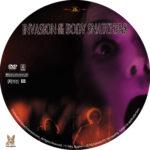 Invasion of the Body Snatchers (1978) R1 Custom Label