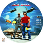 Iron Eagle (1986) R1 Custom Label