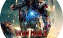 Iron Man 3 (2013) R1 Custom label