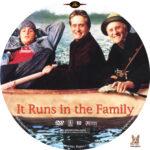 It Runs in the Family (2003) R1 Custom Label
