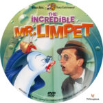 The Incredible Mr. Limpet (1963) R1 Custom Label
