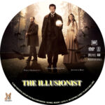The Illusionist (2006) R1 Custom Labels