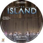 The Island (2005) R1 Custom Labels